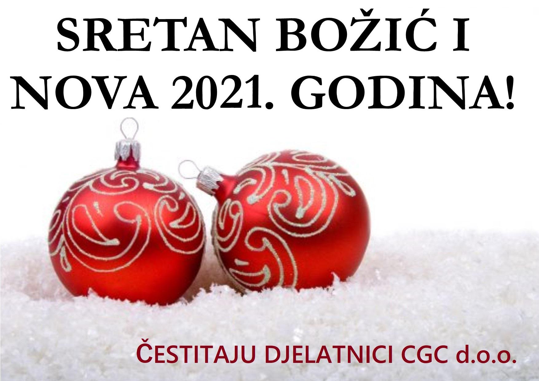 Čestitka 2021.